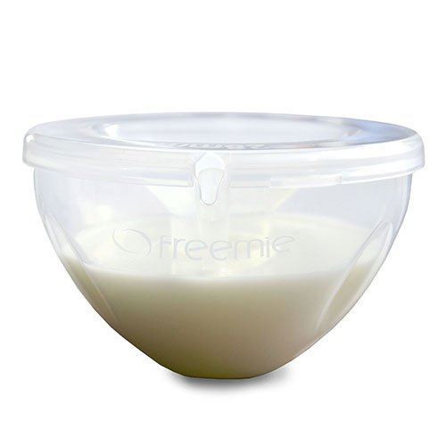 Freemie Hands Free and Concealable Breast Pump Milk Collection Cups