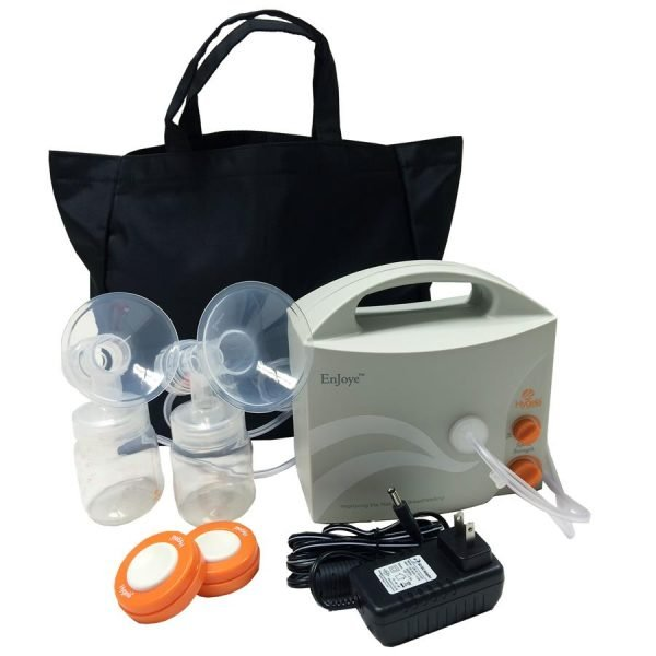 Hygeia Enjoye Cordless Breast Pump With Personal Accessory Set