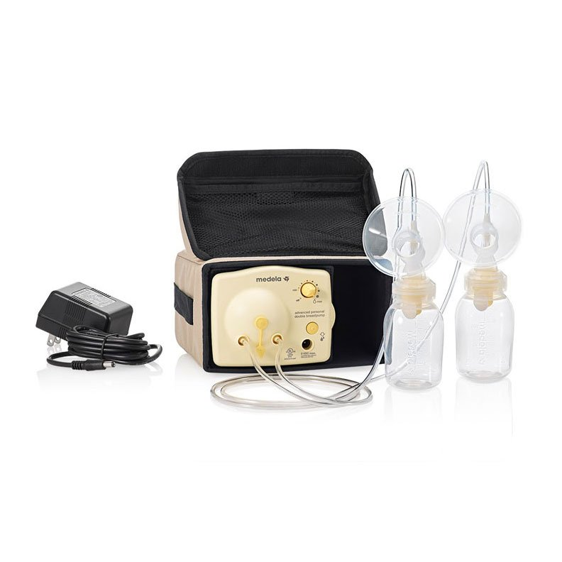 Medela Advanced Personal Double Breast Pump Milk N Mamas Baby