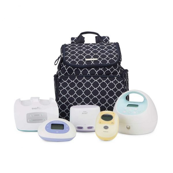 Bananafish Madison Breast Pump Back Pack