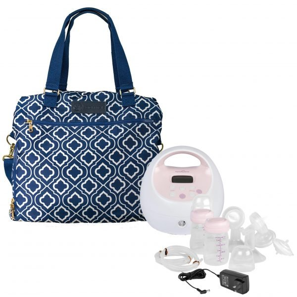 Spectra S2 with Lizzie Bag navy